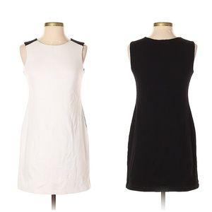 Bailey 44 Black & White Sheath Dress